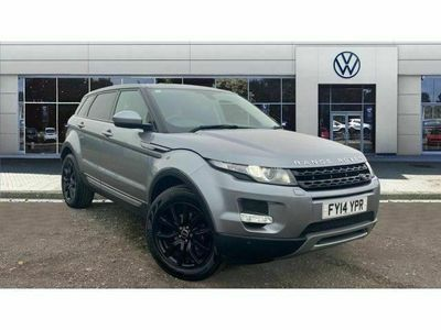 used Land Rover Range Rover evoque 2.2 SD4 Pure 5dr Auto [9] [Tech Pack]
