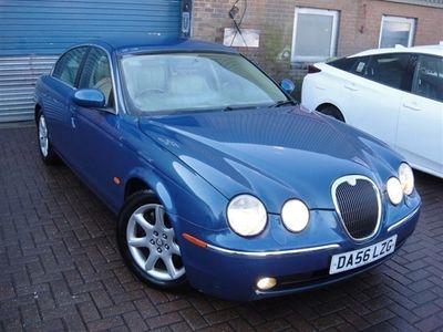 used Jaguar S-Type 2.7 V6 CLASSIC 4d 206 BHP 4-Door