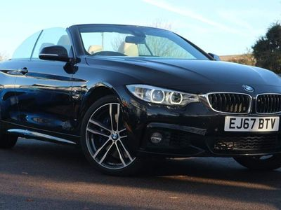 used BMW 435 4 Series 3.0 d M Sport Auto xDrive (s/s) 2dr