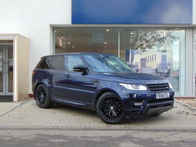 used Land Rover Range Rover Sport 3.0 SDV6 [306] HSE Dynamic 5dr Auto
