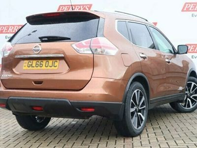 used Nissan X-Trail 1.6 dCi Tekna 5dr Xtronic [7 Seat] Station Wagon