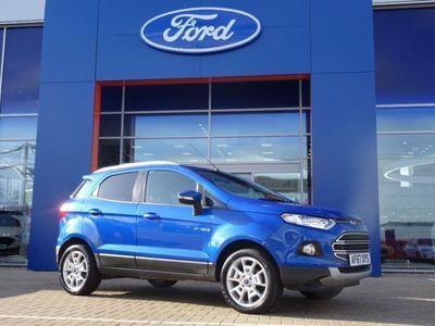 used Ford Ecosport 1.0 EcoBoost Titanium 5dr [17in]
