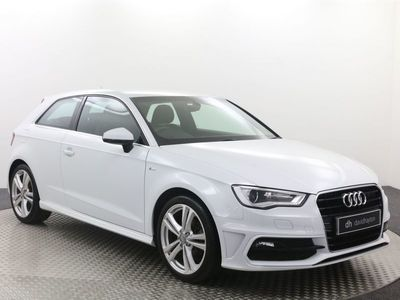 used Audi A3 1.4 Tfsi 150 S Line 3Dr