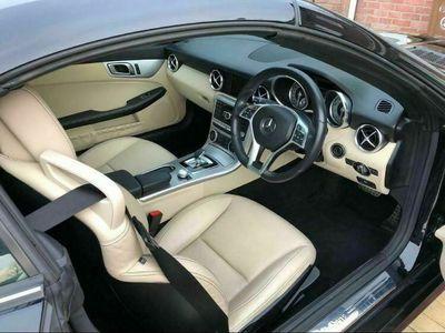 used Mercedes SLK200 SLK 2.0AMG Sport (s/s) 2dr