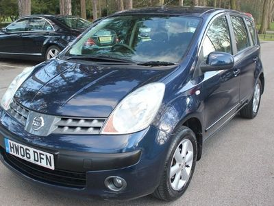 used Nissan Note SE