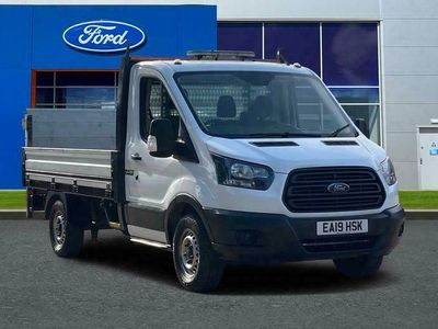 used Ford Transit 2.0 TDCi 130ps Chassis Cab
