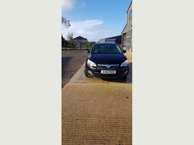 used Vauxhall Astra 1.4 16v Exclusiv 5dr
