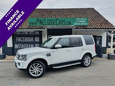 used Land Rover Discovery 3.0 SDV6 HSE 5d AUTO 255 BHP 12 Months MOT AND A FULLY SERVICED