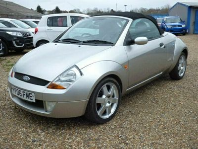 used Ford StreetKa ICE Convertible 2006