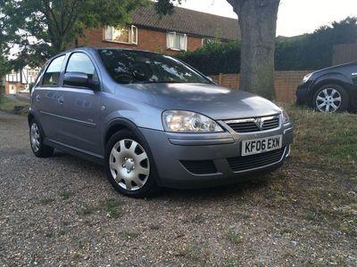 used Vauxhall Corsa 1.4 i 16v Design 5dr (a/c)