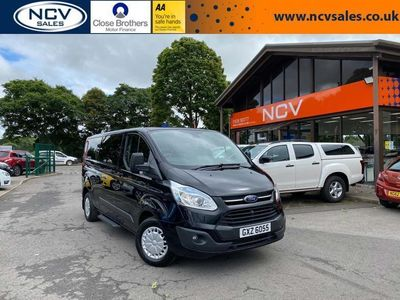 used Ford Custom Transit2.2 TDCI 9 SEATER WAV WHEELCHAIR ACCESS