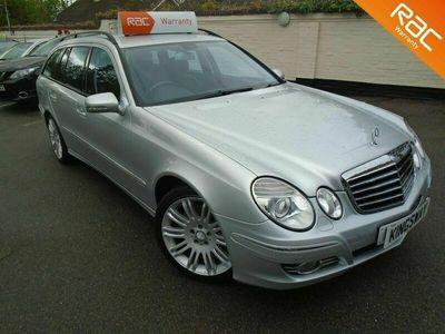 used Mercedes E320 E Class 3.0CDI SPORT 5d 222 BHP