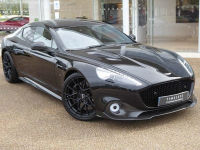 used Aston Martin Rapide S 6.0 V12 AMR T-TronIII 4dr
