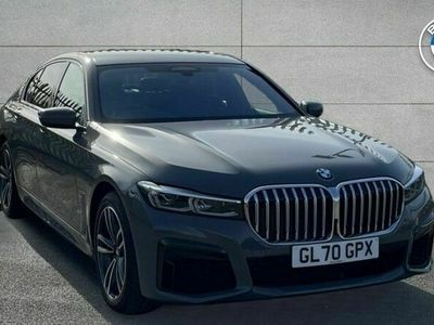 used BMW 745e M Sport Saloon