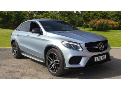 used Mercedes GLE350 GLE Coupe4Matic AMG Night Edition 5dr 9G-Tronic Diesel Estate Gle diesel coupe