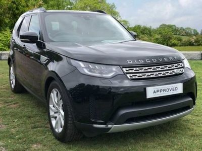 used Land Rover Discovery Discovery 20193.0 SDV6 HSE 5dr Auto 4x4/Crossover 4x4 2019