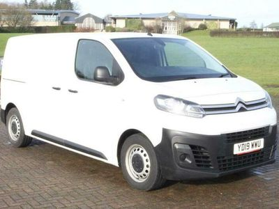 used Citroën Dispatch Van 1.6 BlueHDi 1000 Enterprise M MWB EU6 (s/s) 6dr