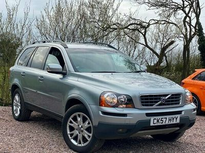 used Volvo XC90 Estate 2.4 D5 SE 5d Geartronic (06)