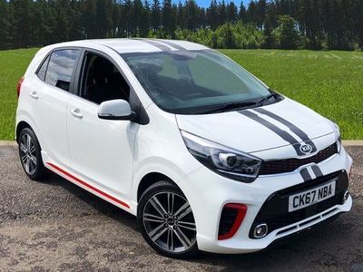 used Kia Picanto 5dr Hat 1.2 GT-line