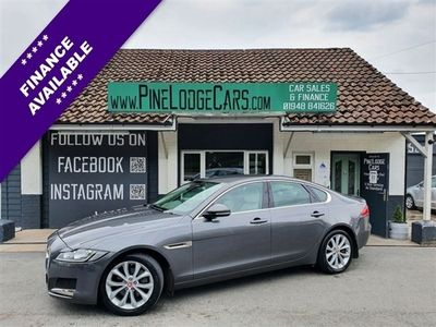 used Jaguar XF 2.0 D PORTFOLIO AWD 4d AUTO 177 BHP 12 Months MOT AND A FULLY SERVICED