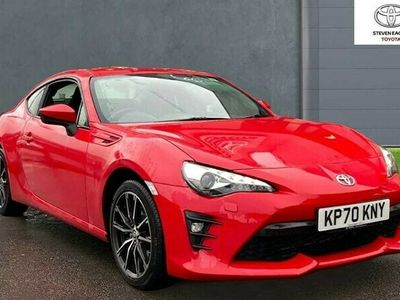 used Toyota GT86 2.0 D-4S 3-Dr