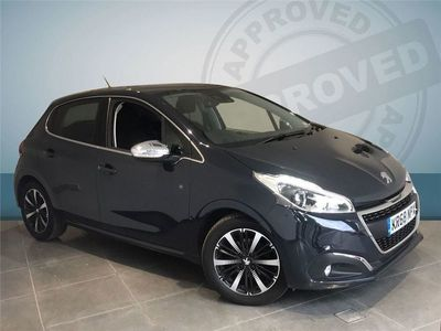 used Peugeot 208 2018 Wokingham 1.5 Hdi Tech Edition 5dr Hatchback