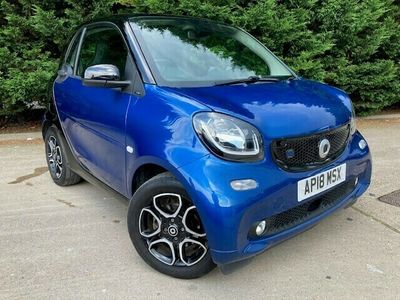 used Smart ForTwo Electric Drive fortwo coupe 60kW EQ Prime Prem Plus 17kWh 2dr Auto [22kWCh] Coupe coupe