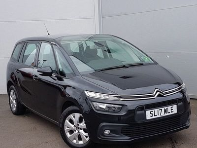 used Citroën Grand C4 Picasso 1.6 Bluehdi Touch Edition 5Dr