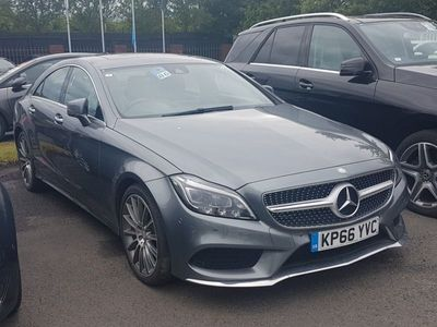 used Mercedes CLS350 CLSAmg Line Premium Plus 4Dr 9G-Tronic