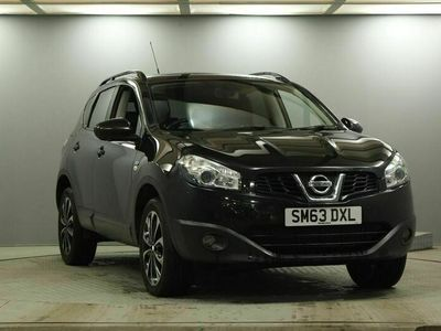 used Nissan Qashqai 1.6 dCi 360 5dr [Start Stop]