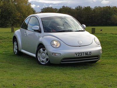used VW Beetle 2.0 3dr