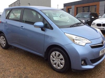 used Toyota Verso-S VVT-I TR 1.3 5dr