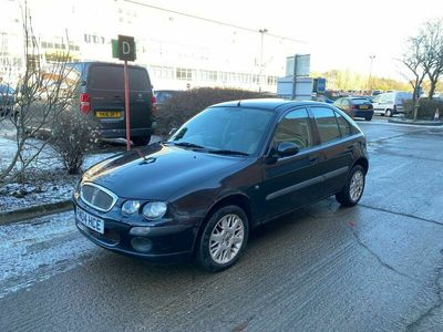 used Rover 25 2.0 TD iL 5dr