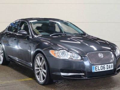 used Jaguar XF 3.0 V6 S PREMIUM LUXURY 4d 275 BHP, MOT to 30/06/2021, Top Spec inc. Heate 4-Door