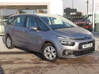 used Citroën Grand C4 Picasso 1.2 Puretech Touch Edition 5Dr
