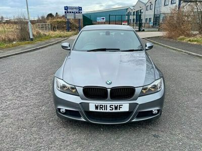 used BMW 325 3 Series d [204] M Sport 4dr Step Auto