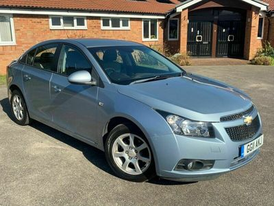 used Chevrolet Cruze 2.0 VCDi LS 4dr
