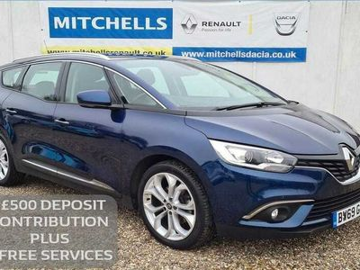 used Renault Grand Scénic 1.3 TCE 140 Iconic 5dr Auto