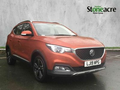 used MG ZS 1.0 T-GDI Exclusive SUV 5dr Petrol Auto (111 ps)