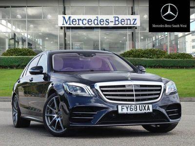 used Mercedes S400 S-ClassL AMG Line Premium Plus 4dr 9G-Tronic