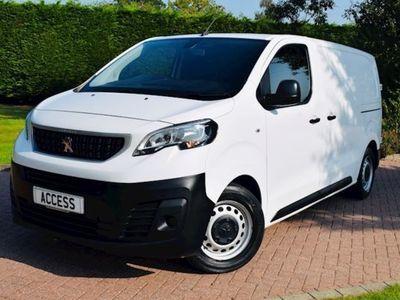 used Peugeot Expert ExpertBlue Hdi Professional Standard Panel Van 1.6 Manual Diesel, 2019, Van, 19968 miles.
