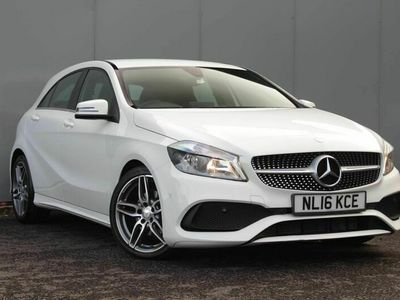 used Mercedes A200 A Class 2.1AMG Line (Executive) (s/s) 5dr