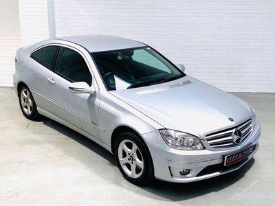 used Mercedes CLC180 CLC-CLASS 1.8LKOMPRESSOR SE 3d AUTO 143 BHP