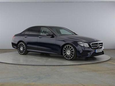 used Mercedes E300 E ClassAMG Line Night Edition Saloon 2.0 4dr