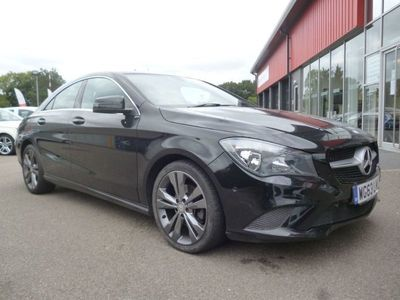 used Mercedes CLA180 ClaSport 4dr