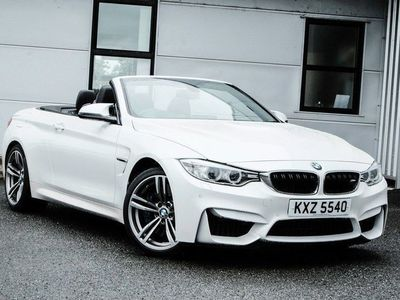 used BMW M4 Convertible