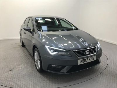 used Seat Leon 1.4 TSI 125 Xcellence Technology 5dr