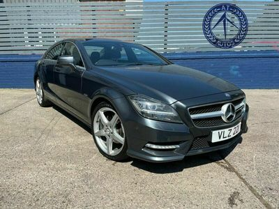 used Mercedes CLS250 CLS 2.1CDI BlueEFFICIENCY AMG Sport 7G-Tronic Plus 4dr