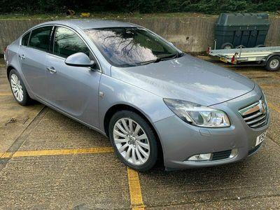 used Vauxhall Insignia 2.0 i 16v Turbo Elite 4dr