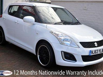 used Suzuki Swift 1.2 SZ2 5 DOOR 95 BHP 12 Months Nationwide Warranty